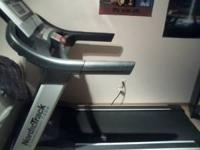 NordicTrack Commercial 1500 Tredmill for sale: Has an