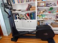 NordicTrac CX 925 Elliptical Resistance Workout