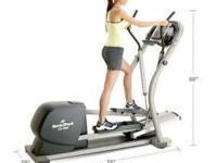 NordicTrack CX 1055 Elliptical Fitness instructor,