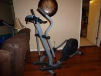 This NordicTrack VGR940 elliptical crosstrainer is an