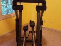 I'm selling a Nordictrack Freestride that's a little