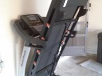 i have a nordictrack c900 treadmill im aiming to offer.