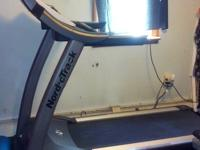 NordicTrack A2550 PRO Treadmill $600 Hardly used. The