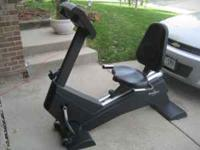 NordiTrack 720 Recumbent Bike. Model Number NT69023.