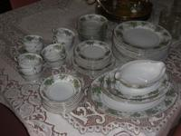 Noritake China - Daphne pattern 5312 Made 1952 through