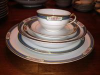 Vintage Grosvenor Noritake China. discontinue 1921.