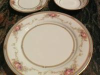 Beautiful Contemporary Fine China by Noritake Pattern