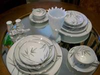12 Place Setting of Noritake China. Bambina design