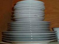5 full sets of Noritake Sweet Leilani china. Never been