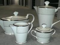 "Noritake ""Silver Palace"" Hostess Set. (pattern #4773)."
