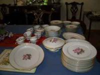 "NORITAKE FINE CHINA - ""ROSETTA"" -5285 - (1959) -"