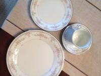 Noritake Veranda China Service for 12 plus serving