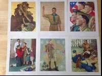Norman Rockwell Scout Pictures. You see 6 of 10