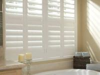 Norman Woodlore Plantation Shutters - Silk White -