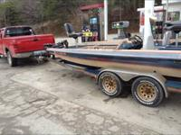Lake ready Norris craft must sale great boat with all