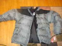 totally new large north Columbia coats another brand