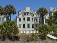 Custom built 3 story oceanfront home with over 6500