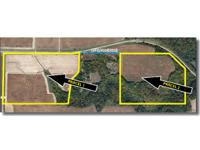 PARCEL 1: 65.40+/- Acres. N1/2 of NW1/4 EXC BEG