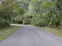 Vacant Residential Lot for Sale in Sarasota County,