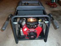 This is a North-Star 10,000 watt Pro Series generator