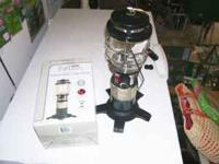 Coleman North Star Max propane lantern . These put out