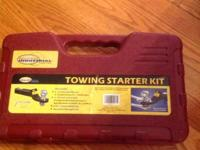 Like new Northern Industrail Towing Starter Kit hit
