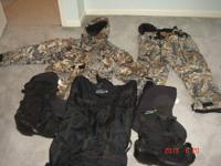 Northern Outfitters Cold weather Hunting Gear for cold