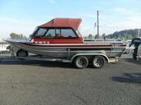 Boat Year: 1991 Make: NorthWest Jet Boats Model: