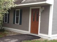 Built in 2003 it shows like brand new! 2 bedrooms,