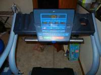 Nortic Track EXP 1000 X Treadmill 500.00 or best offer.