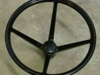 NOS Gravely tractor steering wheel. Never used. $20.00