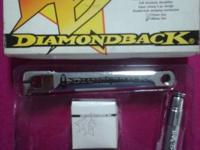 NOS (New old stock) Diamond Back 2-piece crank new