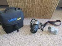 THIS IS NOT A DIGITAL CAMERA! Barely used Canon Rebel