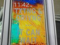 New in the box Samsung galaxy note III AT&T. 4G. LTE