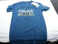 New notre dame fighting irish t-shirt. This t-shirt has