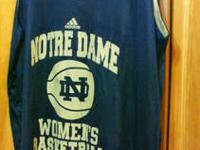 Notre Dame Women's Basketball reversible (double layer)