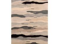 The Nourison Contempo Gray 5 ft. x 8 ft. Area Rug