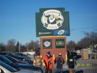 Sun Nov 9, 2014 7:30 pm. Chicago Bears @ Green Bay