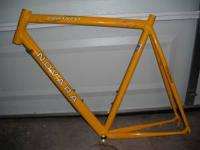 I recently stopped riding this frame and no longer