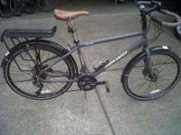 2010 Novara Safari Touring Bicycle. Medium size (17""