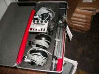 I am selling my Novatron 500vr lighting System. It
