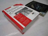 "Novell's ""Encyclopedia of Networking"" Book for sale."