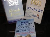 "Danielle Steel ""Winners,"" Danielle Steel ""Friends"