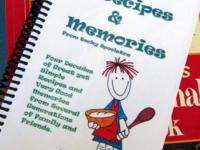 MOM'S RECIPES AND MEMORIES COOKBOOK. ** NOW
