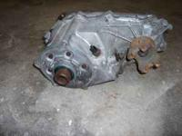I have a Chevrolet NP207C transfer case, five bolt