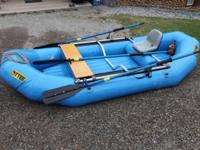 13' NRS Otter Raft, Model #1136 for Sale. This raft is