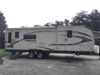 NRV&^%* 2009 Keystone Outback 268RL Travel Trailer,