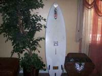 "T:141/4"" M: 20"" N:123/8"" New Surf Project 6'6"""