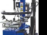 NTC-950-2 Tire Changer with dual assist arms and bead