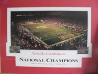 PROFESSIONALY FRAMED POSTERS FROM THE 3 NATIONAL